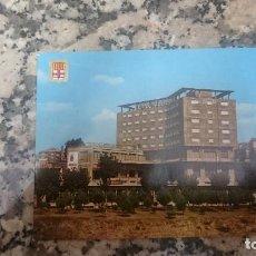 Postales: POSTAL MANRESA (BARCELONA) HOTEL PEDRO III SIN CIRCULAR. Lote 102661515