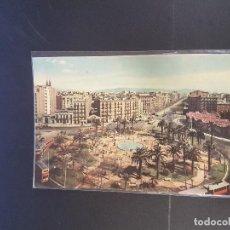 Postales: BARCELONA,PLAZA TETUÁN. Lote 102723383