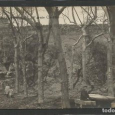 Postales: MONTESQUIU - 9 - FUENTE CASTILLO - COL. N. C. LL - POSTAL FOTOGRAFICA - VER REVERSO - (50.134). Lote 102731891