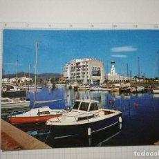 Postales: POSTAL Nº 3165 - CATALUÑA - GERONA, EMPURIABRAVA, DETALLE DE LOS CANALES - ED. PIC 1982. Lote 103017179