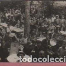 Postales: POSTAL DEL VALLVIDRERA -MERENDERO 1916. Lote 103068719