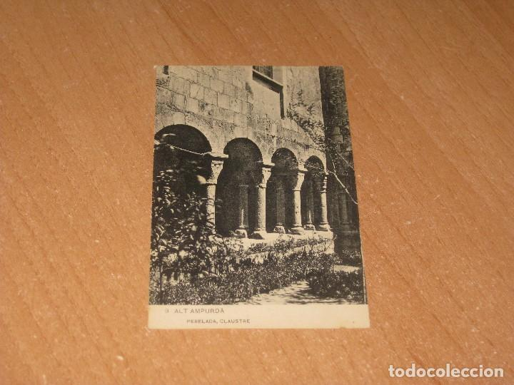 POSTAL DE PERELADA (Postales - España - Cataluña Antigua (hasta 1939))