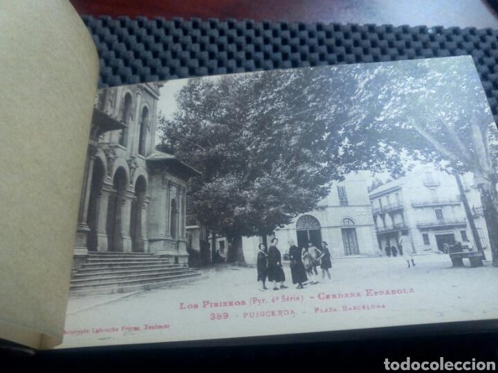 Postales: PUIGCERDA .- BLOCK 12 POSTALES .- PHOTOTYPIE LABOUCHE - Foto 4 - 103248506