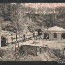 Postales: VALLDOREIX - ESTACIÓ DE LA FLORESTA EN LA LÍNIA DEL TREN ELÈCTRIC - P23732. Lote 103309331
