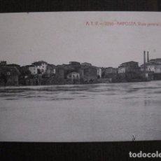 Postales: AMPOSTA - POSTAL ANTIGUA - ATV 2290- VISTA GENERAL -VER FOTOS - (50.928). Lote 103329007