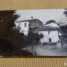 Postales: POSTAL SANTA EULALIA DE RONSANA.PUENTE SAGRERA. Lote 103340999