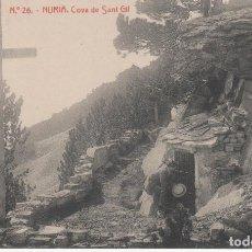 Postales: N.º 26. - NURIA. COVA DE SANT GIL. Lote 103413767