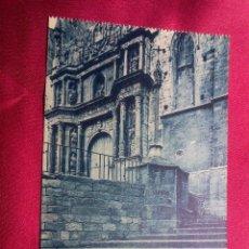 Postales: TARJETA POSTAL. 2 - MONTBLANCH. CREU DE SANTA MARÍA. THOMAS. Lote 103806179