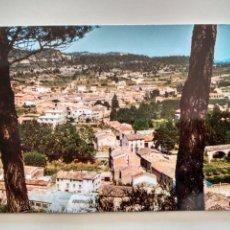 Postales: POSTAL DE MONISTROL DE CALDERS - ENVIADA EN 1978 - Nº 2292 ARTESANÍA GENÍS SL. Lote 103836575