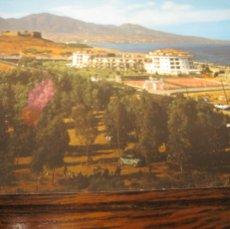 Postales: FUENGIROLA HOTEL MARE NOSTRUM Y CASTILLO. NO CIRCULADA. Lote 103908967