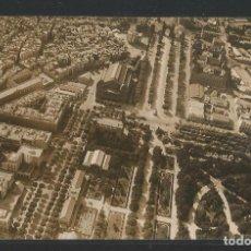 Postales: BARCELONA - VISTA AÉREA - CIUTADELLA - ARC DE TRIOMF - FOTOGRAFÍA CLARET - P23781. Lote 104098563