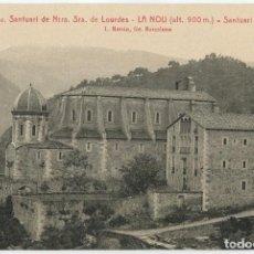 Postales: LA NOU SANTUARI DE NTRA SRA DE LOURDES SANTUARI ORIENT ROISIN Nº8. Lote 104163463
