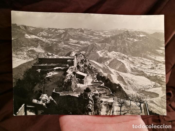 PS0155 BERGA 'PANORÁMICA DE QUERALT'. FOTO DESEURAS. (Postales - España - Cataluña Moderna (desde 1940))