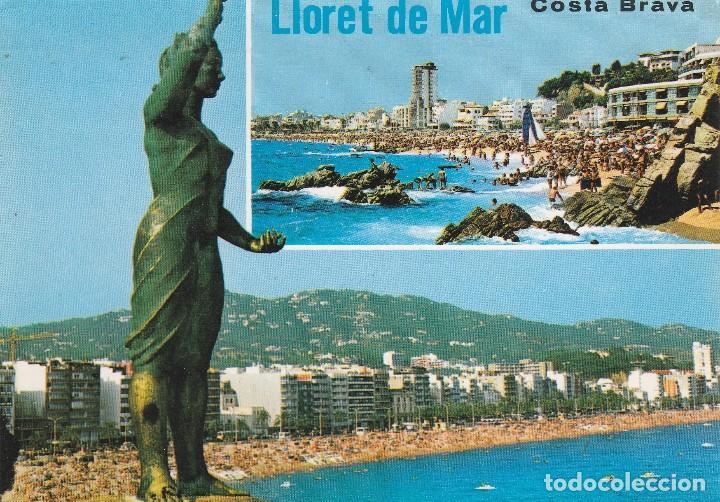 Nº 32648 POSTAL LLORET DE MAR GIRONA (Postales - España - Cataluña Moderna (desde 1940))