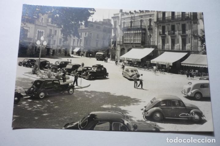 POSTAL FIGUERAS - RAMBLA PARTE ALTA-ESCRITA CM (Postales - España - Cataluña Moderna (desde 1940))
