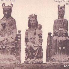 Postales: POSTAL VIC - MUSEU EPISCOPAL DE VICH - SERIE B Nº 11 IMAGES DE LA MARE DE DEU - THOMAS. Lote 104527927