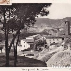 Postales: TONA. 4- VISTA PARCIAL DE LOURDES, ED-FOTO: PLA, ESCRITA CON SELLO (274). Lote 104546379