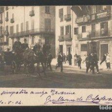 Postales: BARCELONA - VISITA DE ALFONSO XIII - 1904 - PASEO COLÓN - P23873. Lote 104704611