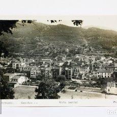 Postales: POSTAL FOTOGRÁFICA - LA JUNQUERA, VISTA PARCIAL - CIRCULADA. Lote 104886706
