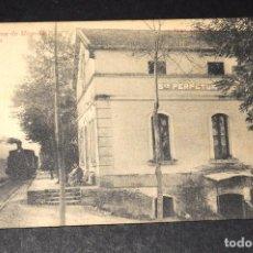 Postales: SANTA PERPÉTUA DE LA MOGUDA. ESTACION. FERROCARRIL. Lote 105714595
