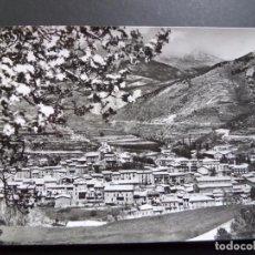 Postales: LA POBLA DE LILLET, ALT BERGADA, FOTO PUIG-RIBERA, POSTAL SIN CIRCULAR . Lote 105757235