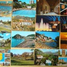 Postales: LOTE 78 POSTALES DE CATALUÑA. Lote 105801303