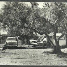 Postales: 663 - CAMBRILS (TARRAGONA) CAMPING CAMBRILS - FOTOGRAFICOS CHINCHILLA - . Lote 105892519