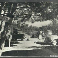 Postales: 664 - CAMBRILS (TARRAGONA) CAMPING DE CAMBRILS - FOTOGRAFICOS CHINCHILLA .- . Lote 105892687