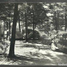 Postales: 665 - CAMBRILS (TARRAGONA) CAMPING DE CAMBRRILS - FOTOGRAFICOS CHINCHILLA -. Lote 105892987