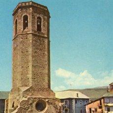 Postales: PUIGCERDA LA PLAZA AÑO 1960 . Lote 105978819