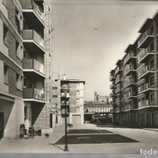Postales: POSTAL BALAGUER (LERIDA) - GRUPO VIVIENDAS CAJA DE PENSIONES - ED. ROMEU 1959. Lote 106023103