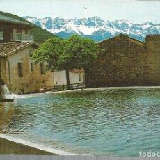 Postales: POSTAL MONTELLA DEL CADI - PLAZA DEL LAGO - ED. SICILIA 1979. Lote 106026231