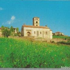 Postales: POSTAL MOLLÓ (GIRONA) - ESGLESIA ROMANICA - ED. ALBÓ 1985. Lote 106026411