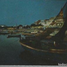 Postales: POSTAL PALAMÓS (GIRONA) - ANOCHECER EN PLAYA PESCADORES, CYP 1961. Lote 106026555