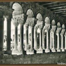 Postales: POSTAL BARCELONA - SANTA MARIA DE L'ESTANY CLAUSTRO. Lote 106059663