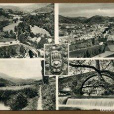 Postales: POSTAL GIRONA - CAMPRODON. Lote 106059855