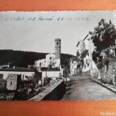 Postales: POSTAL SANT FELIU DEL RECÓ CALLE DE MOSSÉN M. ROCA - CASTELLAR DEL VALLÈS. Lote 106223319