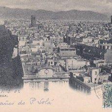 Postales: BARCELONA VISTA GENERAL . Lote 106752603