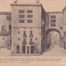 Postales: BARCELONA (CIRCULADA) . Lote 106752823