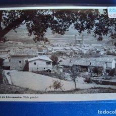 Postales: (PS-53876)POSTAL DE OLOST DE LLUSSANES-VISTA PARCIAL. Lote 106920491
