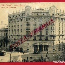 Postales: POSTAL BARCELONA, HOTEL RITZ, P87036. Lote 106976323