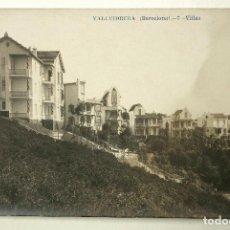 Postales: VALLVIDRERA, 7. (BARCELONA) VILLAS. POSTAL FOTOGRÁFICA. Lote 107075355