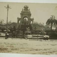 Postcards - BARCELONA, NEVADA DE 1914. ROISIN FOT. POSTAL FOTOGRÁFICA - 107206735