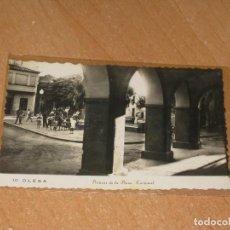 Postais: POSTAL DE OLESA DE MONTSERRAT. Lote 107218951