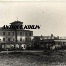 Postales: LA PANADELLA .- BAR-RESTAURANT HOTEL BAYONA .- EDICION LABORATORIOS CALAFELL . Lote 107369631