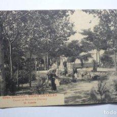 Postales: POSTAL VICHY CATALAN CALDAS MALAVELLA FUENTE CM. Lote 107448783