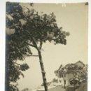 Postales: 3 - TIBIDABO, 1914 NEVADA, ROISIN FOTO. POSTAL FOTOGRÁFICA. Lote 107490103