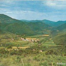 Postales: ALBANYA (GIRONA) VISTA GENERAL - ED.PERGAMINO, EXCL.CANTENYS - EDITADA EN 1968 - S/C. Lote 107510647