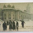 Postales: 13- BARCELONA, EXCURSIÓN AL TIBIDABO, NEVADA 1914, ROISIN FOTO. POSTAL FOTOGRÁFICA. Lote 107635667