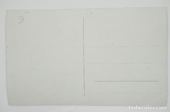 Postales: BARCELONA, PASEO COLÓN, NEVADA DE 1914. ROISIN FOT. POSTAL FOTOGRÁFICA - Foto 2 - 107637063